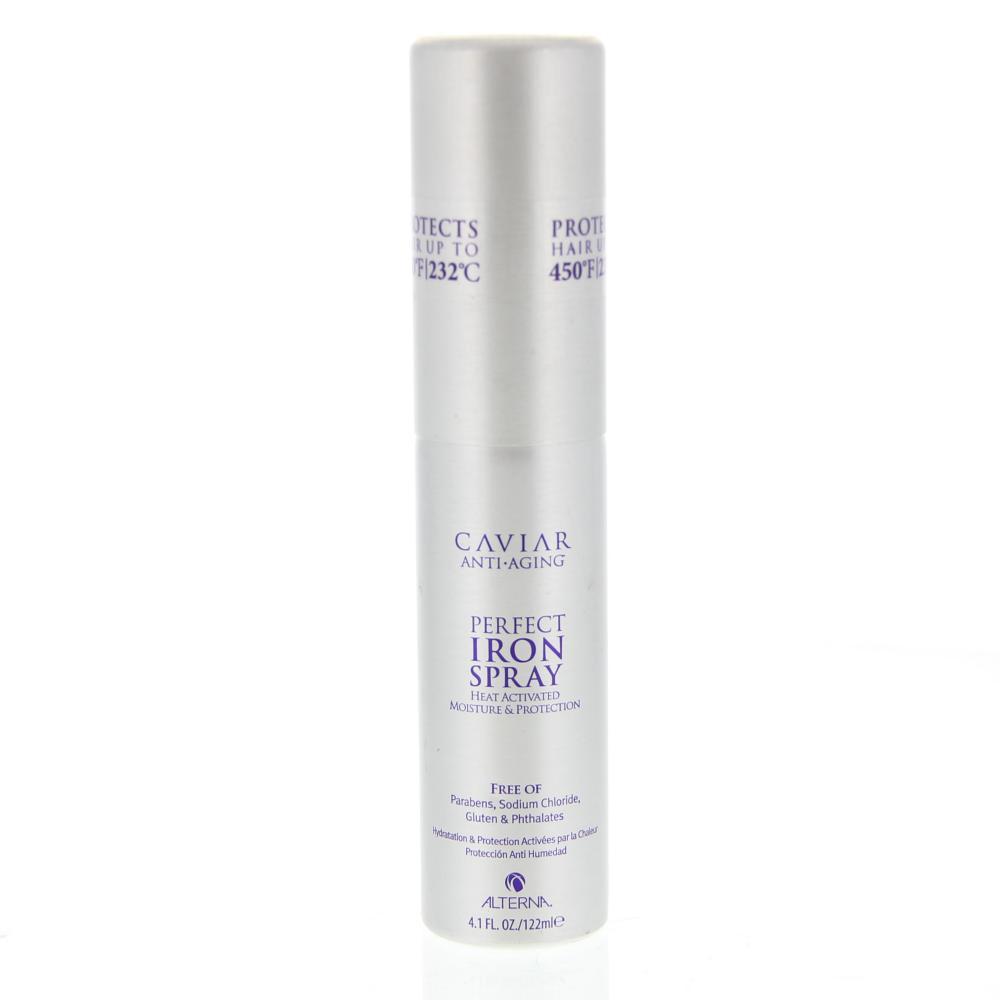 Alterna Caviar Anti-Aging Styling Perfect Iron Spray  Pre-Style 122ml