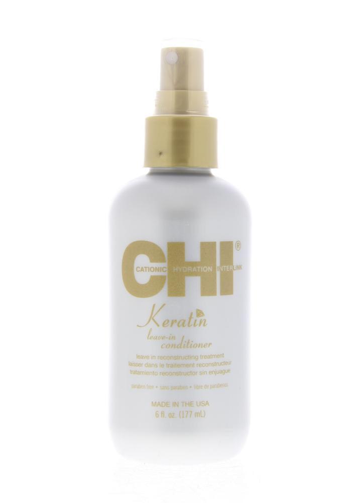 CHI Keratin Leave-in Conditioner  Spray Droog/Weerbarstig Haar 177ml