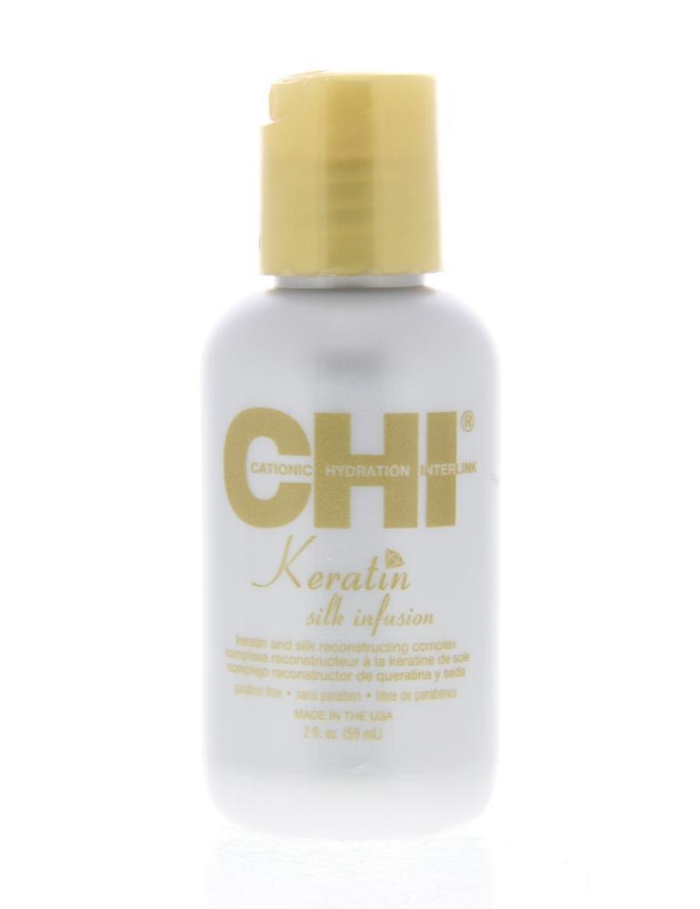 CHI Keratin Silk Infusion Serum Droog/Weerbarstig Haar