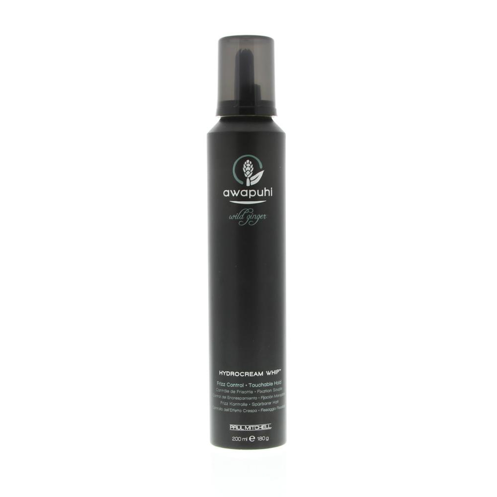 Paul Mitchell Awapuhi Wild Ginger Hydrocream Whip Mousse Gekleurd/Chemisch Behandeld Haar 200ml