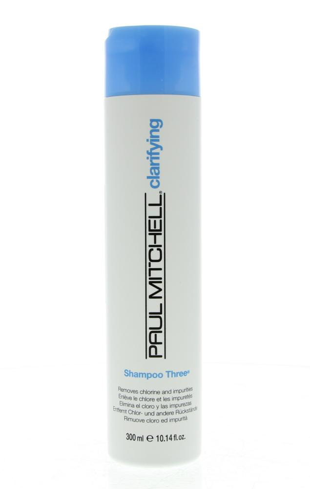 Paul Mitchell Clarifying Shampoo Three  Alle Haartypen