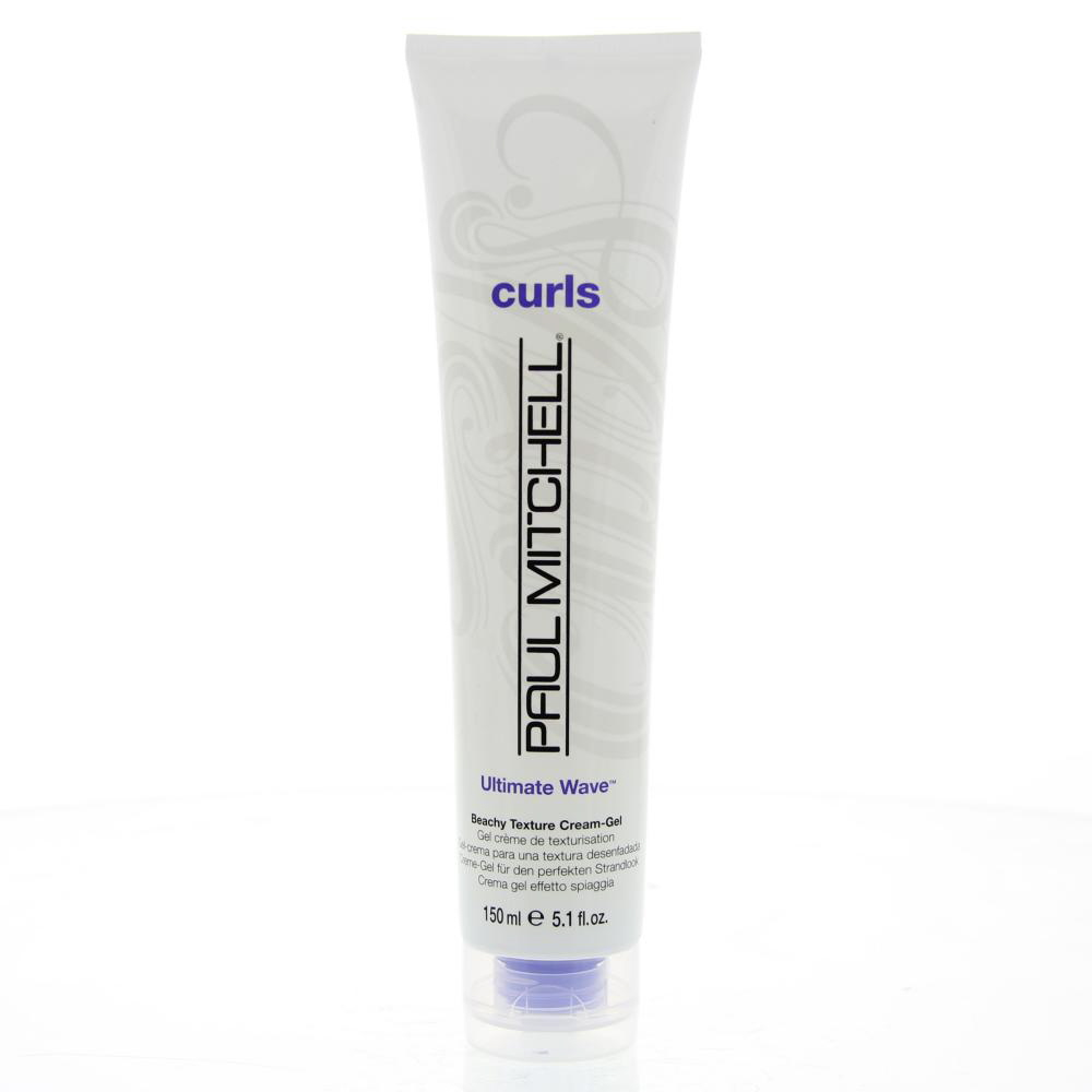 Paul Mitchell Curls Ultimate Wave Gel-Crème Krullend Haar 150ml