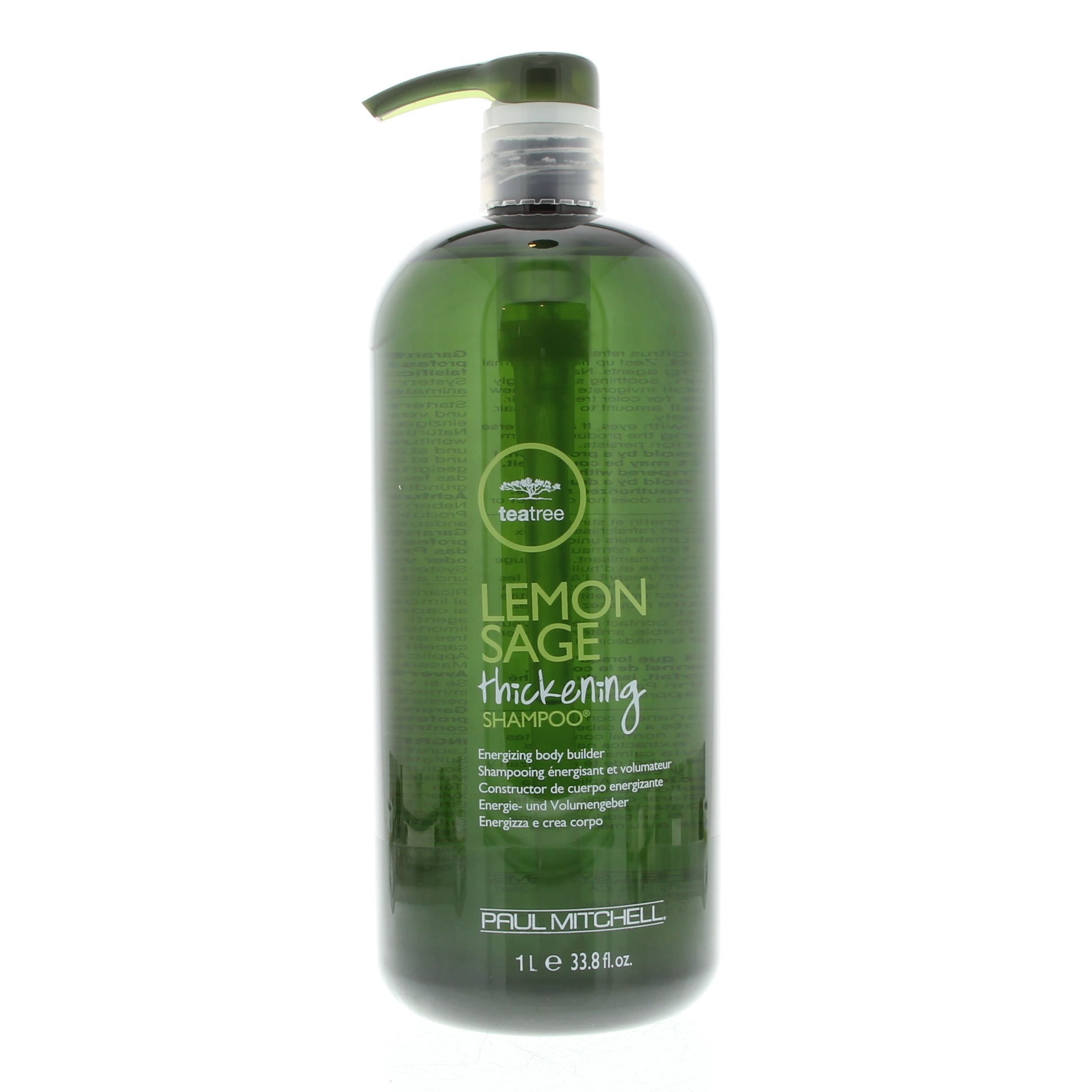Paul Mitchell Tea Tree Lemon Sage Thickening Shampoo  Fijn Haar 1000ml