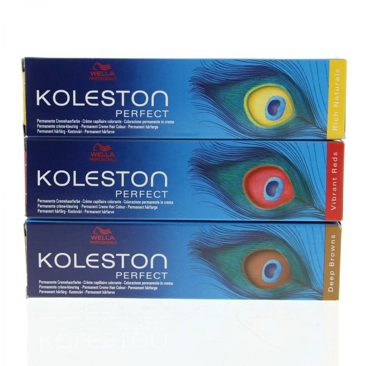 Wella Koleston Perfect Haarverf 8/96 60ml