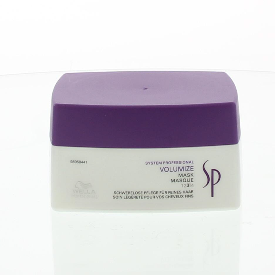 Wella SP Volumize Mask Masker Fijn Haar