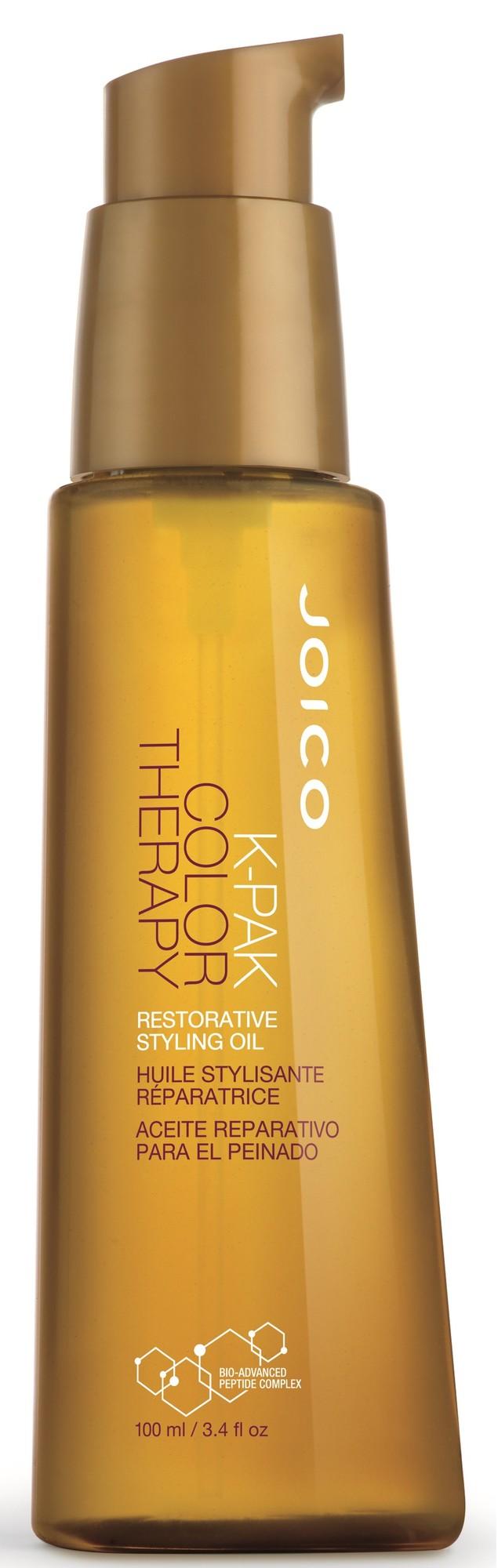 K-Pak Color Therapy Restorative Styling Oil 100 ml