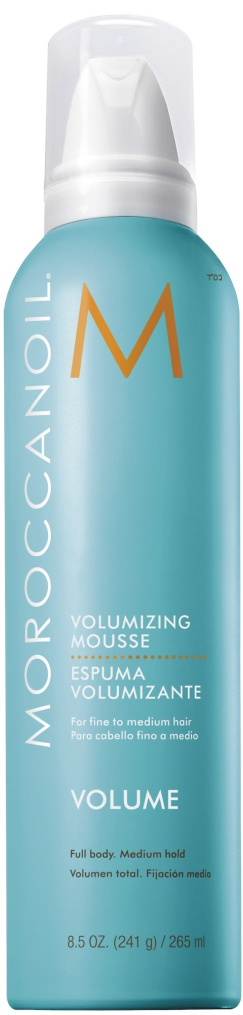Volumizing Mousse