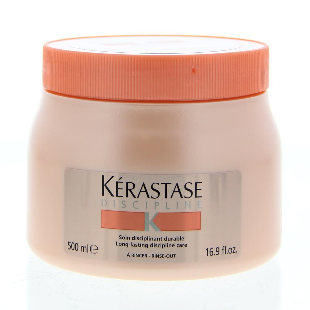 Kérastase Discipline Protocole Hair Discipline Soin 1 Treatment Weerbarstig Haar 500ml
