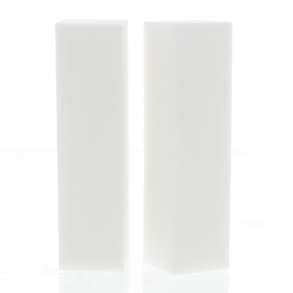 Sibel Nails Nagelvijlen Block Wit 240 Blokje Ref.00113 91 2Stuks