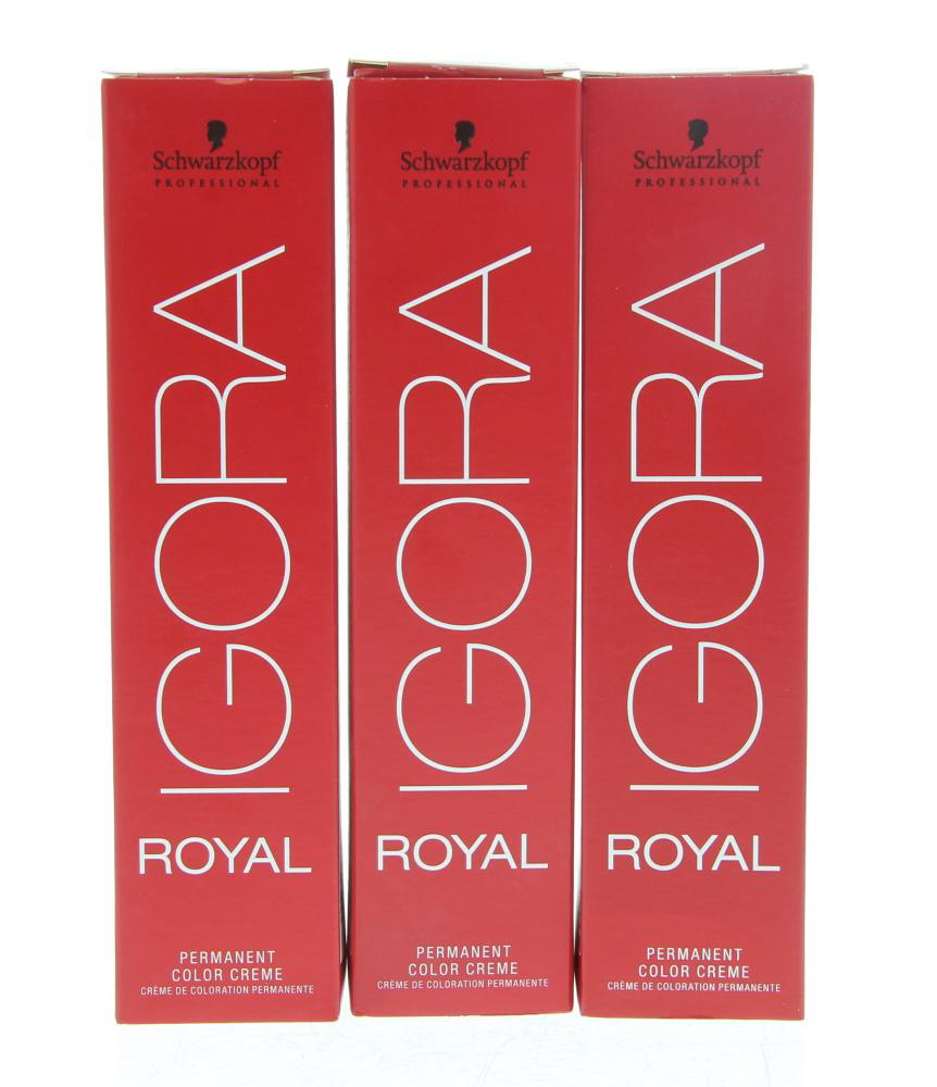 Schwarzkopf Professional Igora Royal Permanent Color Creme Haarverf 5-57 60ml