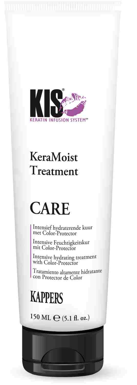 KIS Care KeraMoist Treatment Masker Chemisch Behandeld/Droog/Kroezend Haar
